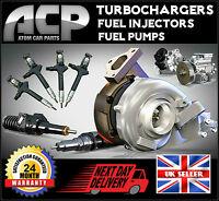 Turbocharger no. 742730 for BMW 530d,  X 5 3.0 d. (E60 / E61 / E53).  218 BHP.