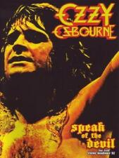 Ozzy Osbourne - Speak Of The Devil (NEW DVD)