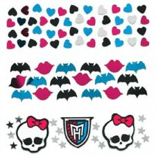 Monster High Girls Birthday Party Streamers and Confetti party Decoration Supply