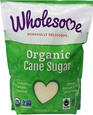 Wholesome Organic Cane Sugar (6 lbs.)