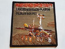 U.S. RAUMFAHRT NASA SPACE AUFNÄHER PATCH MARS ROVER OPPORTUNITY FASCHING