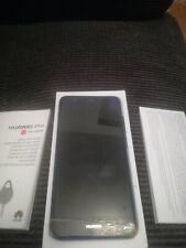Huawei P10 Lite Blue Crack On Screen Dual Sim 32GB