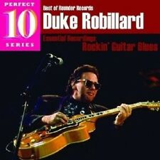 DUKE ROBILLARD - BEST OF ROUNDER: ROCKIN GUITAR BLUES  CD NEU