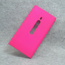 For Nokia Lumia 800 Hot Pink Hard Case Back Cover
