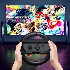 2-Pack Nintendo Switch Joy-Con Racing Steering Wheel Handles Controller Grips