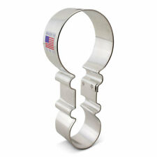 "4.5"" Baby Rattle Cookie Cutter"