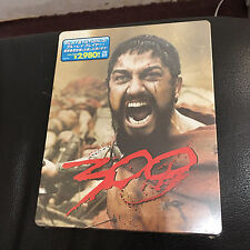 300 Blu-ray Steelbook | Japan exclusive | NEW Sealed | Zack Snyder Japanese