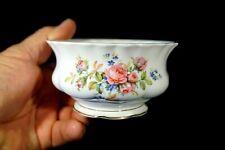 Beautiful Royal Albert Moss Rose Sugar Bowl