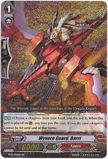 1x Wyvern Guard, Barri BT01/015EN RR Cardfight Vanguard (Premium Format)