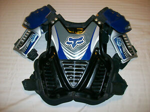 FOX RACING MOTOCROSS CHEST PROTECTOR MOTOCROSS/ATV OFFROAD CHEST PROTECTOR