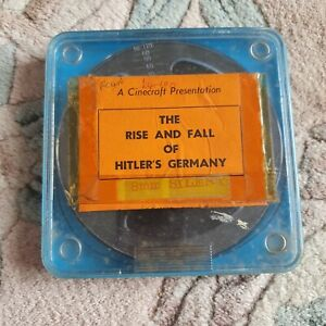 8mm Film - The Rise And Fall Of Hitler's Germany