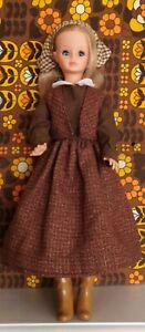Poupée Cathy Cathie Tenue Présentation Candide Catalogue Bella France Vintage