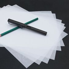 Transparent Copying Paper Tracing Paper Writing Calligraphy Paper Copying Paper
