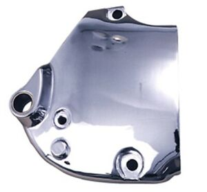 71-76 Harley Sportster Polished Front Pulley Cover Trim 34871-71 78152