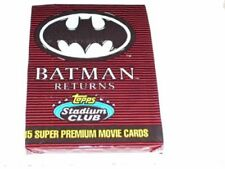 Topps Stadium Club Batman Returns 1992 г.