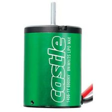 Castle 060-0002-00 060-0002 1/10 1406 Series brushless Motor 6900kv