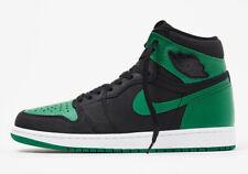 Nike Air Jordan 1 Retro High 2020 Pine Green Black GS Size 3.5Y