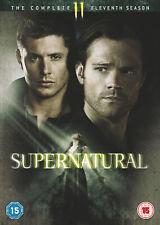Supernatural - Season 11 (DVD) Jared Padalecki, Jensen Ackles, Misha Collins