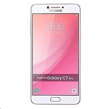SAMSUNG Galaxy C7 Pro C7010 64GB/4GB Unlocked Smartphone-Pink