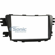 Scosche HY1630B Single/Double DIN Dash Install Kit for 2012-13 Hyundai Accent