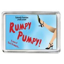 Rumpy Pumpy. The Musical. Fridge Magnet.