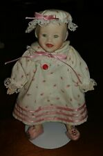 Ashton Drake baby doll picture-perfect Sarah