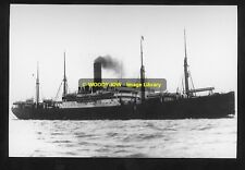 rp00167 - Cunard Liner - Pannonia , built 1903 - photo 6x4