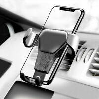 Gravity Car Holder Mount Air Vent Stand Cradle Universal For Mobile Cell Phone