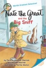 NEW - Nate the Great and the Big Sniff (No. 23) by Marjorie Weinman Sharmat