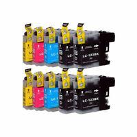INK JET BROTHER  DA 10 B0123BK-C-M-Y DCP-J132W DCP-J752DW MFC-J4410DW MFC-J6720D