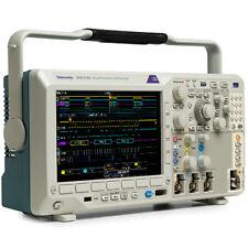 Tektronix Mdo3102 1 Ghz Mixed Domain Oscilloscope 2 Analog Ch