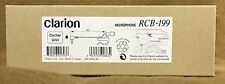 NEW Clarion RCB199 Bluetooth Microphone for Select Clarion Receivers