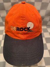 THE ROCK Golf Course Adjustable Adult Cap Hat