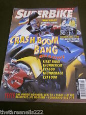 SUPERBIKE - SUZUKI BANDIT 1200 - APRIL 1996