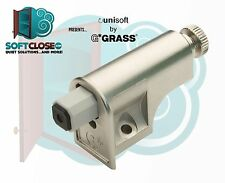 (1) GRASS UNISOFT UNIVERSAL SOFT-CLOSE ADAPTER FOR DOORS 18971 CABINET DAMPER