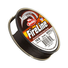 "Fireline Braided Bead Thread Smoke Grey 14LB 50yd reel 0.009"" (0.23mm) (K22/1)"
