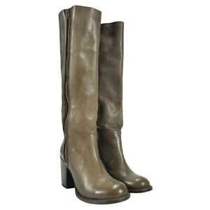 Freebird by Steven Beau Tall Riding Boot Women's Size 8 Stone