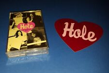 "HOLE SEALED PROMOTIONAL ONLY CASSETTE  "" LIVE THROUGH THIS ""  4 TRACKS"