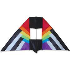 """Kite, Huge Rainbow Spectrum 66"""" Box Delta 66"""" x 28"""".15. Pr 33707"""