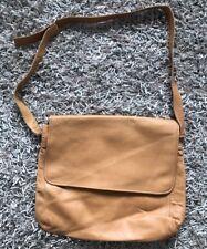 Rudsak Collection Vintage Messenger Bag Cross Body 100% Leather