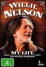 Willie Nelson: My Life - The Official Biography * NEW DVD * (Region 4 Australia)