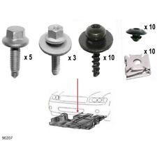 Unterfahrschutz Einbausatz Unterbodenschutz CLIPS Audi A3  949020790