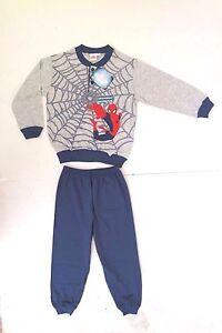 Marvel Ultimate Spider-Man Boy's Pajama Lounge-Wear Sleepwear Size 5Y NWB