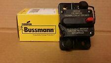 New Bussmann 150AMP DC Voltage High Amp Circuit Breaker, 42V DC Max, 185150F