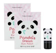 TONY MOLY  ~ 1 Panda's Dream So Cool Eye Stick  + 2 TonyMoly Eye Patch Mask Set
