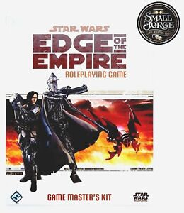 Star Wars: Edge of the Empire RPG - Game Masters Kit - NEW and Sealed