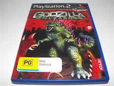 Godzilla Unleashed PS2 PAL *Complete*