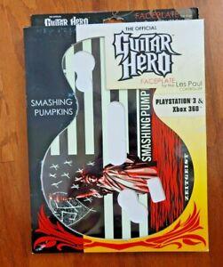 GUITAR HERO SMASHING PUMPKINS ZEITGEIST – PS3 & XBOX 360 GUITAR FACEPLATE – NEW!