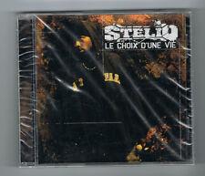STELIO - LE CHOIX D'UNE VIE - CD 12 TRACKS - 2010 - NEUF NEW NEU