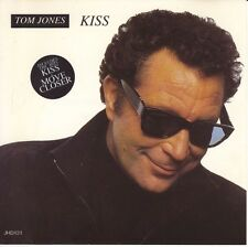 Tom Jones - Kiss (CD 1995) U.S. Imp. NEW!! RARE/OOP!! FREE!! UK 24-HR POST!!